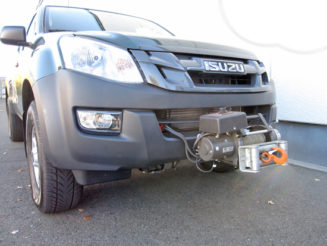 1-259060 VINSSIN PIKA AS.SRJ ISUZU D-MAX 06/12->