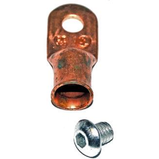 16465 Warn vaijeriliitin + ruuvi - 11mm vaijerille