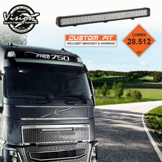 """XIL-PX54MGVOKIT VISION X XMITTER PRIME XTREME 24V 30"""" 270W 10°/25° VOLVO FH4"""