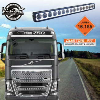 """XPR-H15SGVOKIT VISION X XPR HALO 11-32V 30"""" 150W 5° VOLVO FH4"""