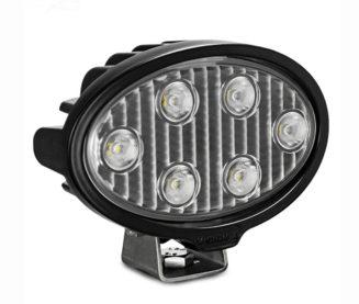 VWO050640 VISION X VL SERIES OVAL 6-LED 30W W/DT 40º