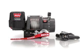 99963 Warn 5000DC sähkövinssi 12V