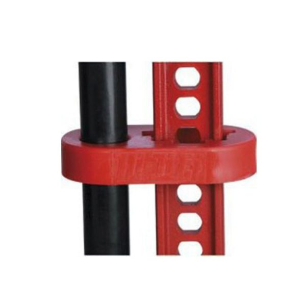 HKR HI LIFT HANDLE KEEPER RED IN USE