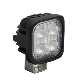 VWS030440 VISION X VL SERIES SQUARE 4-LED 9-32V 12W 40°