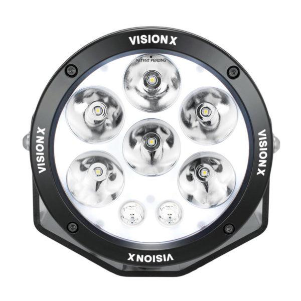 CGA-CPMH8ME VISION X 6.7 IN CANNON ADV HALO 9-32V 80W