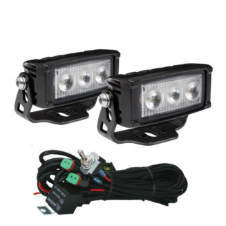 VW0503MREV VISION X VL SERIES KOMPAKT 3-LED 9-32V 15W MIX 40°/60° ECE R23 (2KPL)