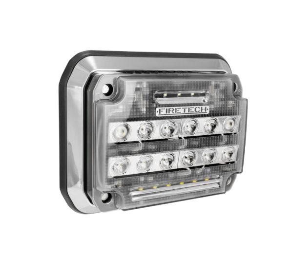 WSL-75M VISION X WSL-SERIES LED-PINTASENNUSVALO 75W 9-32V DC